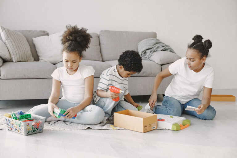 How to Get Organized with Kids