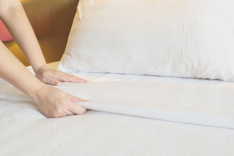 5 Benefits of Bed Making