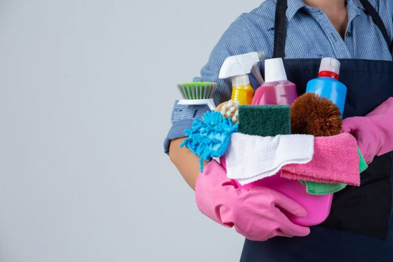 How to Keep Your Laundry Room Clean